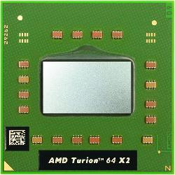 AMD (Advanced Micro Devices) - TMDTL58HAX5CT - AMD Turion 64 X2 Dual-core TL-58 1.9GHz Mobile Processor - 1.9GHz - 800MHz HT - 1MB L2 - Socket S1 PGA-638