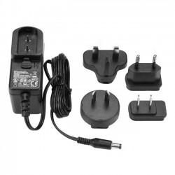 StarTech - SVA5N3NEUA - StarTech.com Replacement 5V DC Power Adapter - 5 Volts, 3 Amps - 120 V AC, 230 V AC Input Voltage - 5 V DC Output Voltage - 3 A Output Current