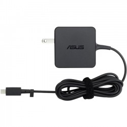 Asus - 90XB02SN-MPW010 - Asus Power Adapter - 33 W Output Power - 120 V AC, 230 V AC Input Voltage - 19 V DC Output Voltage