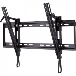 Doublesight - DS-3070WM - DoubleSight Displays Low Profile Tilting TV Wall Mount for Flat Panel Display - 42 to 70 Screen Support - 132 lb Load Capacity Black LIFETIME WARRANTY