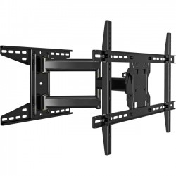 Doublesight - DS-4070WM - DoubleSight Displays Full Motion TV Wall Mount Bracket for Flat Panel Displays - 32 to 70 Screen Support - 100 lb Load Capacity Black LIFETIME Warranty