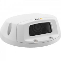 Axis Communication - 0663-001 - AXIS P3905-RE Network Camera - Color - H.264, MPEG-4 AVC, Motion JPEG - 1920 x 1080 - 6 mm - RGB CMOS - Cable - Dome