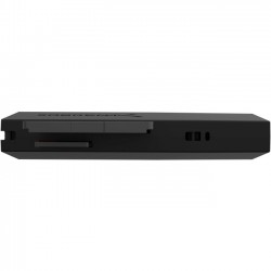 Sabrent - CR-UMSS-PK100 - Sabrent Mini USB 3.0 Micro SD And SD Card Reader   Black - SD, SDHC, SDXC, miniSD, TransFlash, microSD, microSDHC, microSDXC - USB 3.0External - 100 Pack