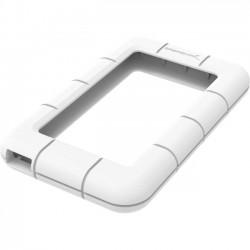 Sabrent - EC-SCWT-PK100 - Sabrent Drive Enclosure Case - Drive Enclosure - White