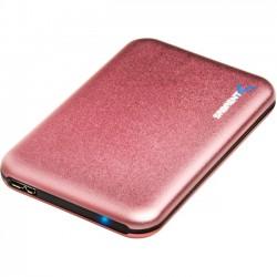 Sabrent - EC-RDRD-PK20 - Sabrent EC-RDRD Drive Enclosure External - Pink - 1 x Total Bay - 1 x 2.5 Bay - Serial ATA/300 - USB 3.0 - Aluminum