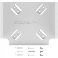 Sabrent - BK-MACM-PK20 - Mac mini VESA Mount / Wall Mount / Under Desk Mount