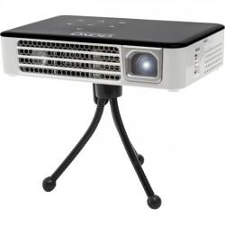 AAXA Technologies - KP-602-01 - AAXA Technologies P300 Neo DLP Projector - HDTV - 16:9 - Front - LED - 30000 Hour Normal Mode - 1280 x 720 - HD - 1,000:1 - 420 lm - HDMI - USB - 24 W