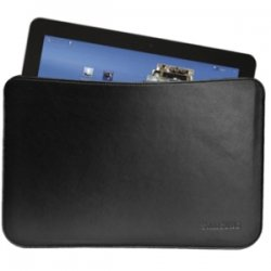 Samsung - EFC-1B1LBECXAR - Samsung EFC-1B1LBECXAR Carrying Case (Pouch) for 10.1 Tablet PC - Bump Resistant, Scratch Resistant - Leather
