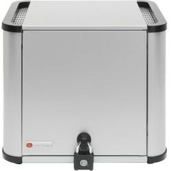 Bretford - HGFQ2BG1-RO - Bretford PureCharge Station 10 for iPad and iPad mini - 14.7 Height x 20.9 Width x 15 Depth - Steel - Platinum