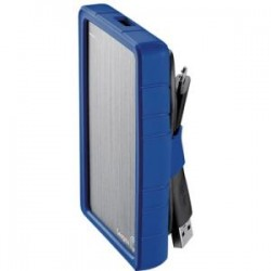 Seagate - STDR402 - Seagate Backup Plus Slim Case - Dazzling Blue