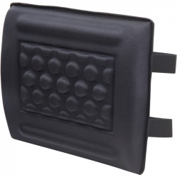 SYBA Multimedia - SY-ACC65071 - IO Crest GEL Back Support Pad - 13 x 2.8 x 12 - Black