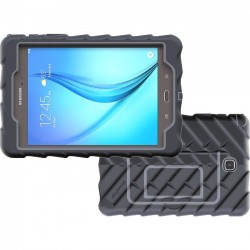 Gumdrop Cases - GS-SGTA97-BLK_BLK - Gumdrop Hideaway Case for Samsung Tab A 9.7 - Tablet PC - Black