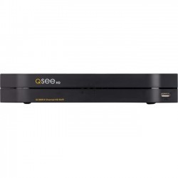 Q-See - QC888 - Q-see 8CH IP NVR H.265 NO HDD - Network Video Recorder - H.265 Formats - 30 Fps - 1 VGA Out - HDMI