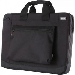 STM Bags - STM-112-087M-01 - STM Bags Ace Carrying Case for 11-13 Chromebook, MacBook Air, and MacBook Pro - Black - Shoulder Strap, Handle