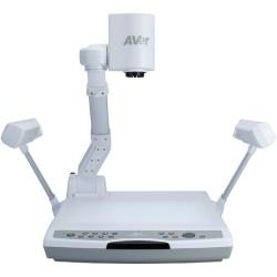 AVer Information - VSIONPL50 - 5mp Platform Doc Cam W/ 1080p 30fps Recording Built In Lightbox