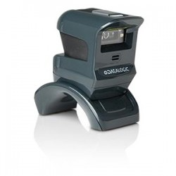 Datalogic - GPS4421-BKK1B - Datalogic Gryphon GPS4421 Desktop Barcode Scanner - Cable Connectivity1D, 2D - Black