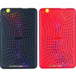 Acer - NP.BAG1A.179 - Acer B1-810 Tablet Bumper Cases (Black & Red) - Tablet - Black, Red