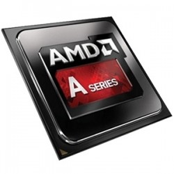 AMD (Advanced Micro Devices) - AD7300OKHLMPK - AMD A4-7300 Dual-core (2 Core) 3.80 GHz Processor - Socket FM2 - 1 MB - 64-bit Processing - 32 nm - AMD Radeon HD 8470D Graphics - 65 W - 158 F (70 C)