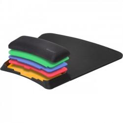 Kensington - 55793 - Kensington SmartFit Mouse Pad - 10.4 x 10.3 Dimension - Black - Gel, Fabric