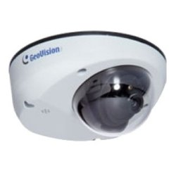 GeoVision - GV-MDR5300-0F - GeoVision GV-MDR5300-0F 5 Megapixel Network Camera - Color, Monochrome - H.264, Motion JPEG - 2560 x 1920 - CMOS - Cable - Dome - Ceiling Mount, Wall Mount, Surface Mount