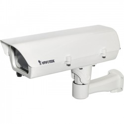 Vivotek - AE-241 - Vivotek Outdoor Enclosure with Internal IR and PoE Module - 1 Fan(s) - 1 Heater(s)