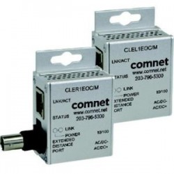 ComNet - CLEK11EOC - ComNet CopperLine Value Kit: Point-to-Point Mini Ethernet-over-Coax Extender