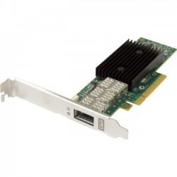 Atto Technology - FFRM-NQ41-DA0 - ATTO FastFrame NQ41 Direct Attach Interface - PCI Express 3.0 x8 - 1 Port(s) - Optical Fiber