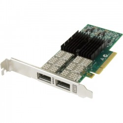 Atto Technology - FFRM-NQ42-DA0 - ATTO FastFrame NQ42 Direct Attach Interface - PCI Express 3.0 x8 - 2 Port(s) - Optical Fiber