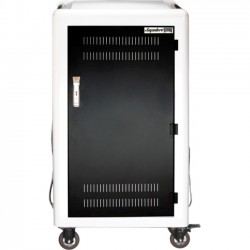 Anywhere Cart - ACPLUS - Anywhere Cart 36 Bay Value Featured Charging Cart Chromebooks, iPads & Tablets - 9 to 14 - Metal - 25.5 Width x 23.5 Depth x 44.5 Height - For 36 Devices