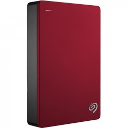 Seagate - STDR4000902 - Seagate Backup Plus STDR4000902 4 TB 2.5 External Hard Drive - Portable - USB 3.0 - Red