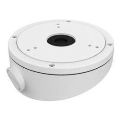 Hikvision - ABM - Hikvision ABM Ceiling Mount for Network Camera - 9.92 lb Load Capacity - White