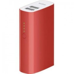 Belkin - F8M979BTRED - Belkin MIXIT Power Pack 4000 - For iPad, iPhone, Smartphone, Tablet PC, USB Device