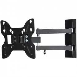 Pyle / Pyle-Pro - PSW710S - PyleHome PSW710S Mounting Arm for Flat Panel Display - 14 to 37 Screen Support - 55 lb Load Capacity - Steel
