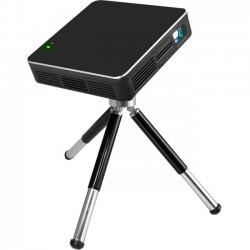 Pyle / Pyle-Pro - PRJWIFI90 - Pyle PRJWiFi90 DLP Projector - 480p - EDTV - Front - LED - 30000 Hour Normal Mode - 854 x 480 - 1,000:1 - 250 lm - HDMI - Wireless LAN - 1 Year Warranty