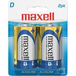 Maxell - 723020D - Maxell Battery - D - Alkaline