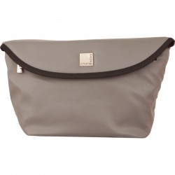 Urban Factory - BTY02UF - Urban Factory Betty's Carrying Case (Sleeve) for Camera, Accessories - Dark Gray - Simili Leather - Shoulder Strap - 8.7 Height x 13 Width x 5.5 Depth