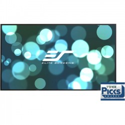 Elite Screens - AR100H-ST - Elite Screens Aeon AR100H-ST Fixed Frame Projection Screen - 100 - 16:9 - Wall Mount - 49.2 x 87.3