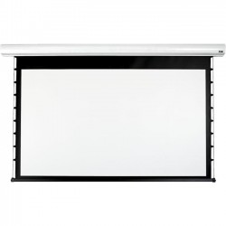 Elite Screens - STT100UWH2-E24 - Elite Screens Starling Tab-Tension STT100UWH2-E24 Electric Projection Screen - 100 - 16:9 - Wall/Ceiling Mount - 81.4 x 103.9 - Spectra White FG