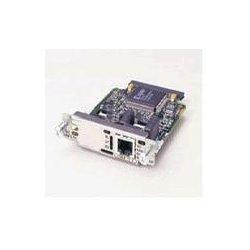 Cisco - VWIC-1MFT-E1 - Cisco Single-port RJ-48 Multiflex Trunk-E1 Voice/WAN Interface Card - 1 x E1/FE1