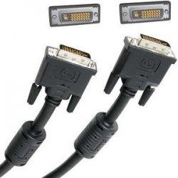 StarTech - DVIIDMM6 - StarTech.com 6 ft DVI-I Dual Link Digital Analog Monitor Cable M/M - DVI-I (Dual-Link) Male - DVI-I (Dual-Link) Male Video - 6ft - Black
