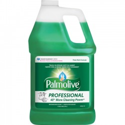 Colgate-Palmolive - 04915 - Palmolive Ultra Strength Liquid Dish Soap - Concentrate Liquid - 1 gal (128 fl oz) - 1 Each - Green