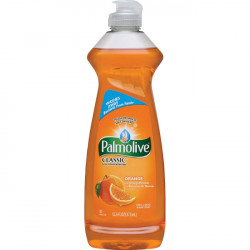 Colgate-Palmolive - 46412 - Palmolive Classic Orange Dish Liquid - Concentrate Liquid - 12.60 fl oz - 1 Each - Orange