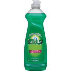 Colgate-Palmolive - 46413 - Palmolive Original Dish Liquid - Liquid - 12.60 fl oz - 1 Each - Green