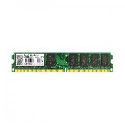 Transcend - JM800QLU-2G - Transcend JetRAM 2GB DDR2 SDRAM Memory Module - 2GB - 800MHz DDR2-800/PC2-6400 - DDR2 SDRAM - 240-pin DIMM