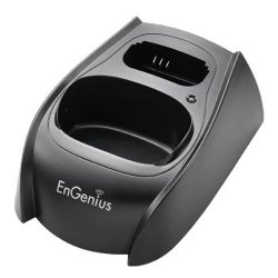 EnGenius - DURAFON-CC - EnGenius Desktop Charging Cradle - Handheld Device - Charging Capability