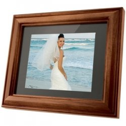 Coby - DP888 - Coby DP888 Digital Photo Frame - Photo Viewer, MP3 Player - 8 TFT LCD