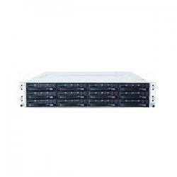 Supermicro - SYS-6026TT-HTRF - Supermicro SuperServer 6026TT-HTRF Barebone System - Intel 5500 - Socket B - Xeon (Quad-core), Xeon (Dual-core) - 48GB Memory Support - Gigabit Ethernet, Fast Ethernet - 2U Rack
