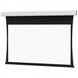 Da-Lite - 20849LS - Da-Lite Tensioned Advantage Electrol Electric Projection Screen - 123 - 16:10 - Recessed/In-Ceiling Mount - 65 x 104 - High Contrast Da-Mat