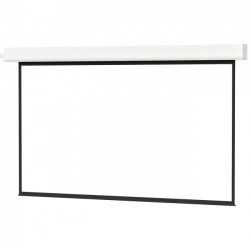 Da-Lite - 20858EFL - Da-Lite Advantage Electrol Electric Projection Screen - 123 - 16:10 - Recessed/In-Ceiling Mount - 65 x 104 - Matte White