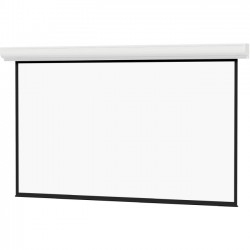 Da-Lite - 20878LSVN - Da-Lite Contour Electrol Electric Projection Screen - 123 - 16:10 - Ceiling Mount, Wall Mount - 65 x 104 - High Contrast Matte White